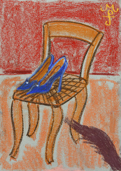 Maria Farrar, 'Shoes', 2019