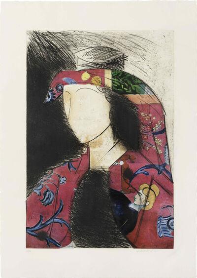 Manolo Valdés, ' La Dama de Argel', 1997