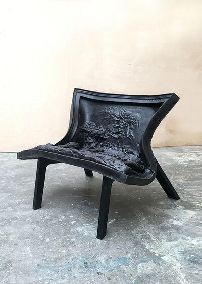 Nynke Koster, 'Ghiberti Chair', 2017