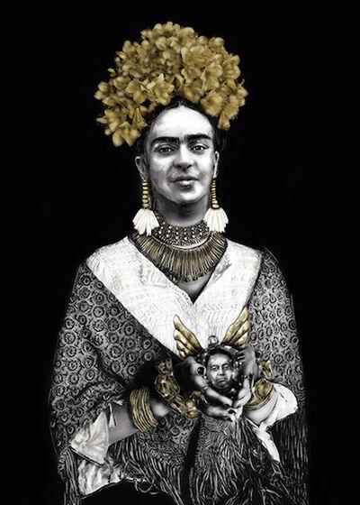 Pilar Goutas, 'Portrait CERO', 2019