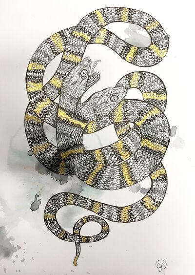 Giulia Ronchetti, 'Two Headed Snake', 2018