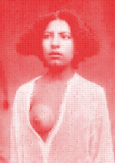 Fatima Mazmouz, '10 - BOUZBIR - UTERUS - origine - Flandrin - 15. - Casablanca - Le quartier réservé - Type de jeune marocaine', 2018