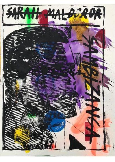 "Francisco Vidal, '""Sambizanga #4""', 2020/21"