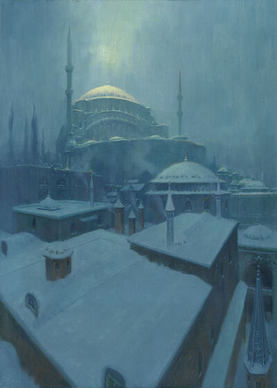 Mark Harrison, 'Cold Constantinople', 2016