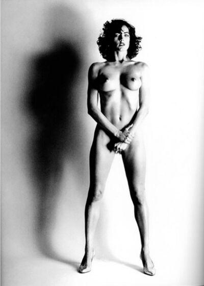 """Helmut Newton, 'Big Nude III """"Henrietta""""', ca. 1981"""