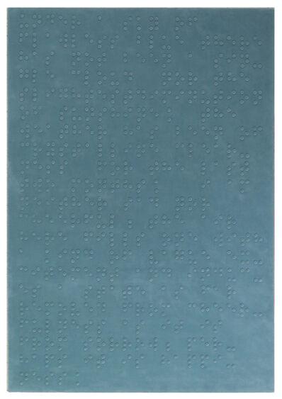 Barbara Bloom, 'Undera sky of flawless blue. (Gide)', 2015