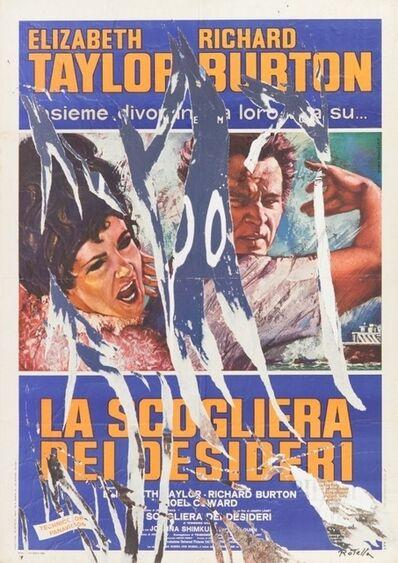 Mimmo Rotella, 'Desiderio', 2003