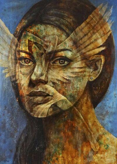 Karim Abd Elmalak, 'The Face', 2018