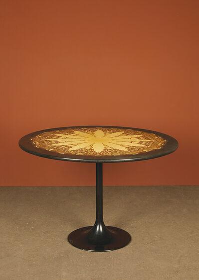 Piero Fornasetti, 'Piramida umana, Table', 1955