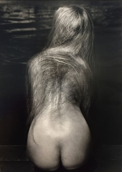 Ruth Bernhard, 'At the Pool', 1951