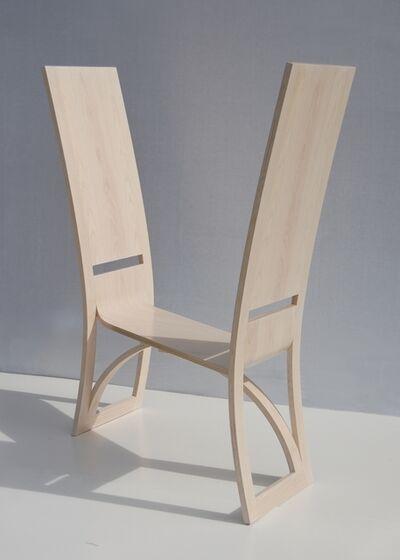 Katie Walker, 'Conversation Seat II', 2015