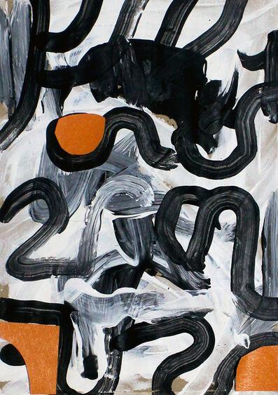 Neil Nieuwoudt, 'Eno Kko's Writings I', 2020
