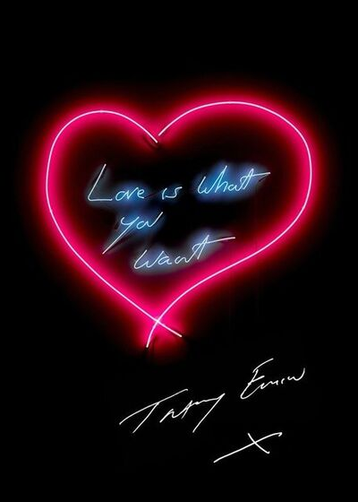 Tracey Emin, 'Love is What You Want', 2005-2011