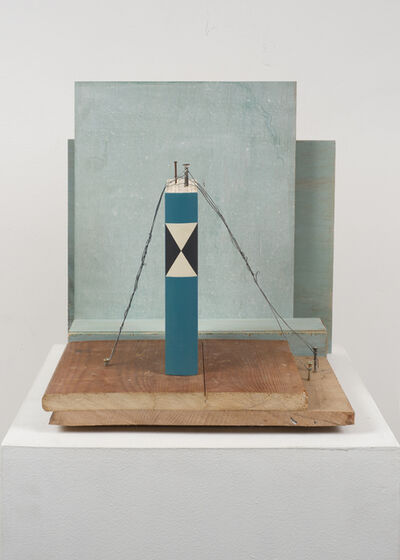 Mark Manders, 'Landscape with Enlarged Dictionary', ca. 2014-2015