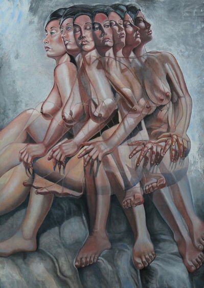 John Shelton, 'Sevev Sisters Sevev Dimensions', 2016