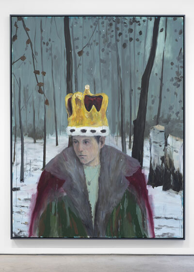 Enrique Martínez Celaya, 'The Crown', 2015