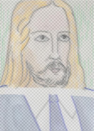 Lin Ke 林科, 'Mr.Jesus', 2019