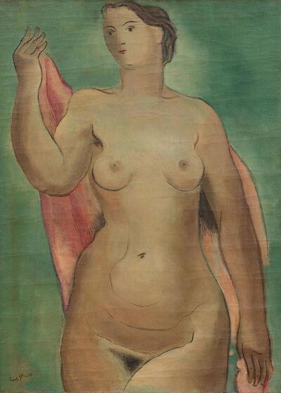 Ernst Geitlinger, 'Frauenakt', 1938