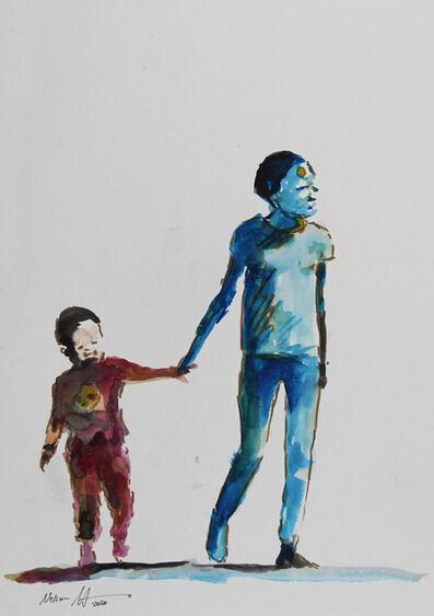 Nelson Makamo, 'Untitled', 2020