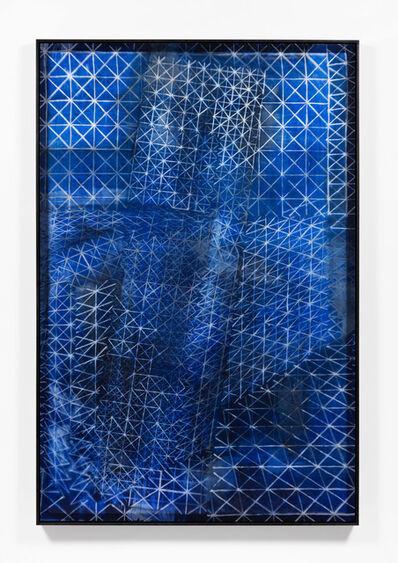 Shannon Bool, 'Elevator Grid', 2020