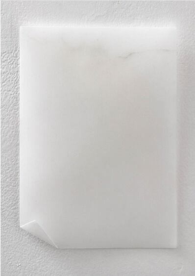 Massimo Bartolini, 'Left Page', 2016