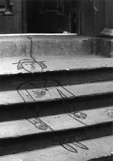 Saul Steinberg, 'Untitled', ca. 1950