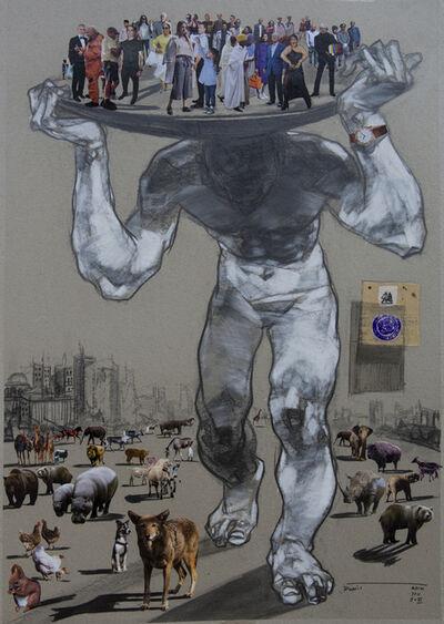 Dawit Abebe, ' Mutual Identity 30', 2000