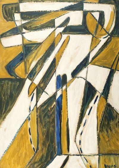 Oswaldo Vigas, 'Transfigurante III', 1972