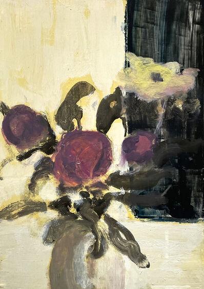 David Konigsberg, 'Vase of Buds', 2021