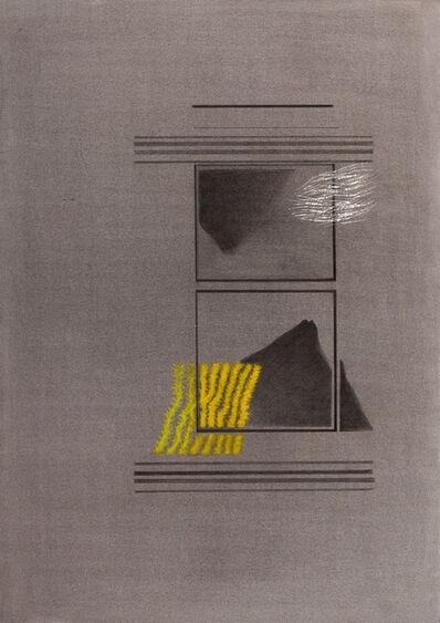 Zahoor ul Akhlaq, 'Untitled', ca. 1991
