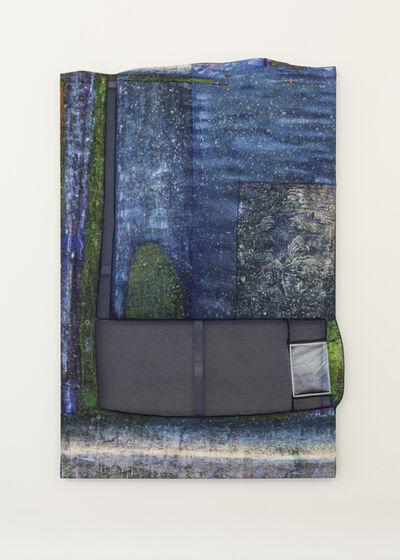 Kristian Touborg, 'Summer Night Plasticity (Excessive Impressionism) V', 2018