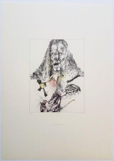 Reiner Schwarz, 'Er ist tot', 1972