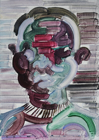 Egami Etsu, 'Face', 2021