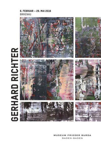 Gerhard Richter, 'Birkenau', 2016