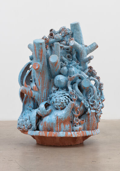 David Hicks, 'An Offering (Blue)', 2020
