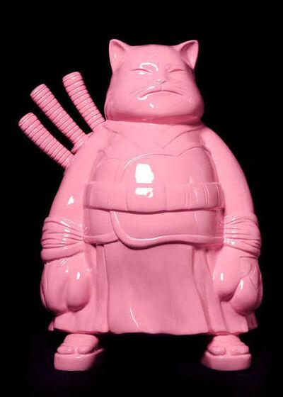 Hiro Ando, '(KFS) Samurai Cat', 2006