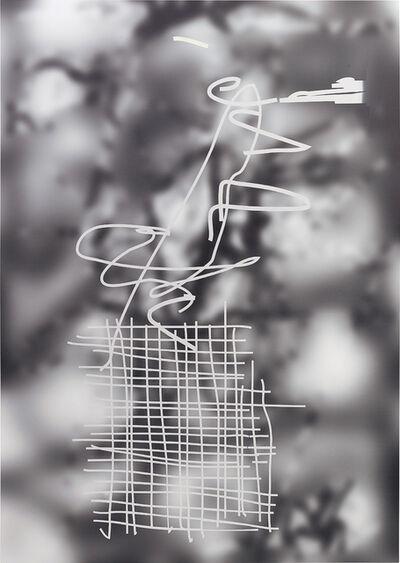 Jeff Elrod, 'Vapor Drawing', 2012
