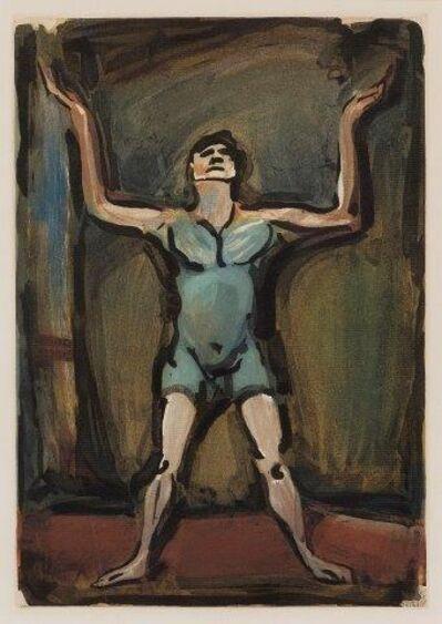Georges Rouault, 'Le Jongleur', 1930