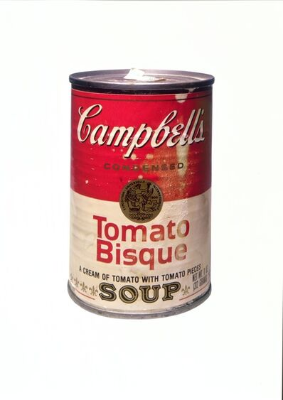 David Gamble, '10yrs Corruption of Art inside a Can', 1997