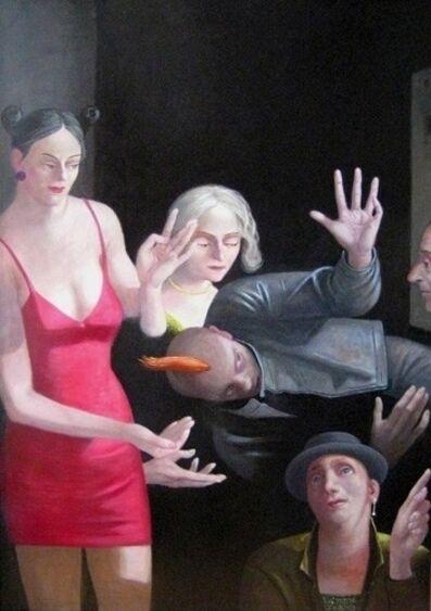 Volker Stelzmann, 'Nachtstück', 2011