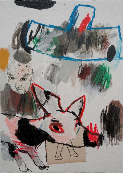 Starsky Brines, 'El juego para ejercitar la vista', 2013