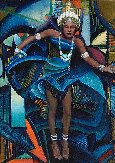 Frederick Judd Waugh, 'Dancer', ca. 1935