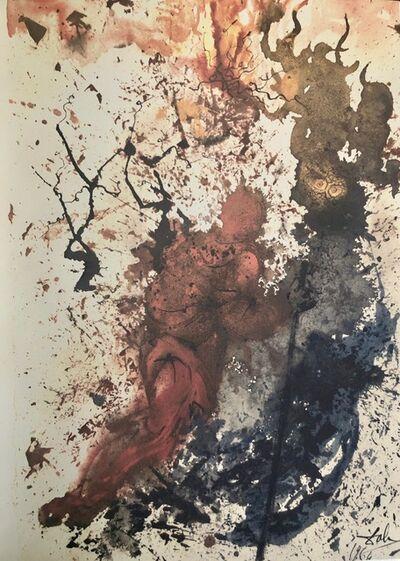 Salvador Dalí, 'The Bush That was not Burnt, 'Robus Incombustus', Biblia Sacra', 1967