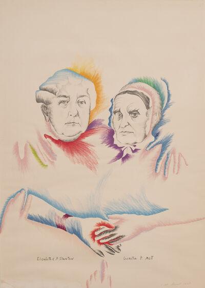 Marisol, 'Women's Equality', 1975