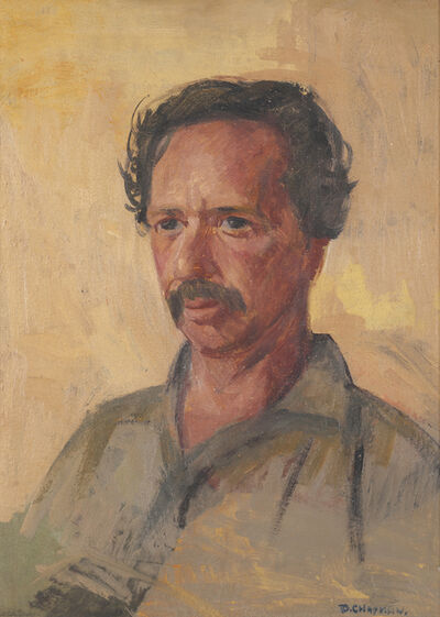Dora Chapman, 'Portrait of Jim', ca. 1955