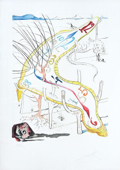 Salvador Dalí, 'Les montres gélatines de l'espace-temps. (The Frozen Watches of Space-Time.)', 1974