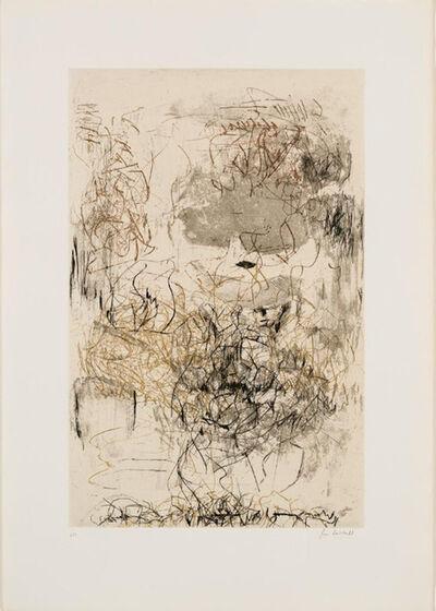 Joan Mitchell, 'Sunflower VII', 1972