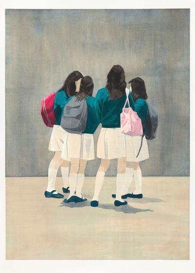 Tim Eitel, 'White Skirts', 2012