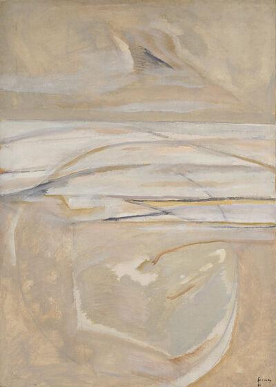 ARPAD SZENES, 'Le cercle', 1979