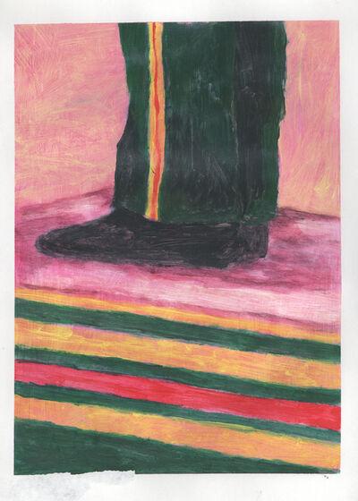 Bruno Pacheco, 'Pink platform', 2004